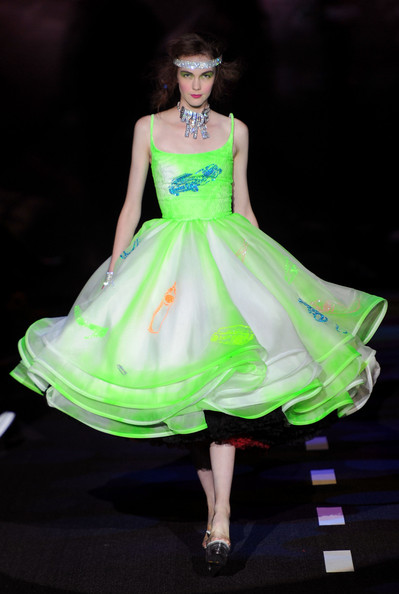 Toàn cảnh về New York Fashion Week 2010-2011 - 14