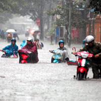 Đuổi mưa đại lễ: Chỉ có trong truyền thuyết