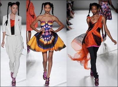 Tuần lễ thời trang London chính thức bắt đầu! - 2