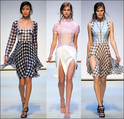 Tuần lễ thời trang London chính thức bắt đầu! - 3