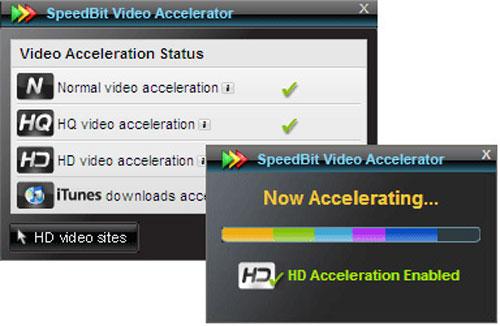 Phần mềm tăng tốc xem video trực tuyến - 1