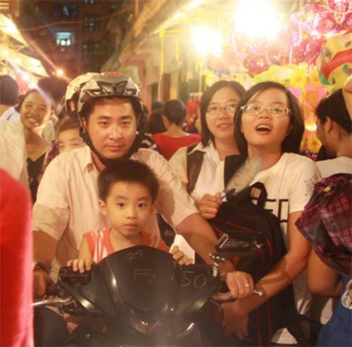 Chen chân ở phố đèn lồng Sài thành - 5