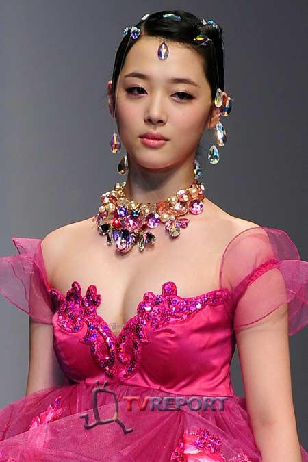 Nữ ca sĩ Hàn sở hữu mũi đẹp nhất - 3