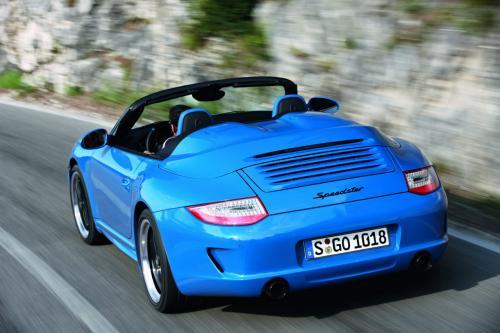 """Lộ giá """"siêu xe"""" 2011 Porsche 911 Speedster - 3"""