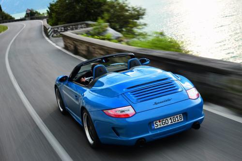 """Lộ giá """"siêu xe"""" 2011 Porsche 911 Speedster - 4"""
