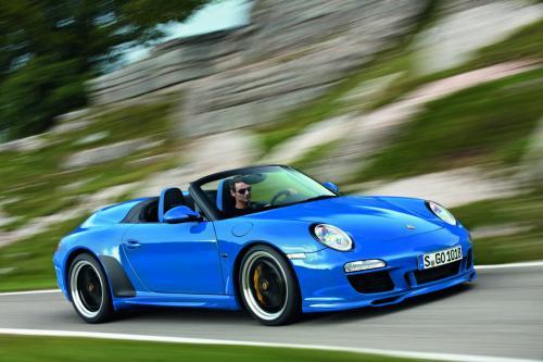 """Lộ giá """"siêu xe"""" 2011 Porsche 911 Speedster - 5"""