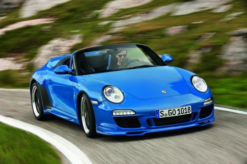 """Lộ giá """"siêu xe"""" 2011 Porsche 911 Speedster - 1"""