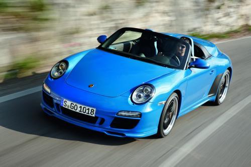 """Lộ giá """"siêu xe"""" 2011 Porsche 911 Speedster - 6"""