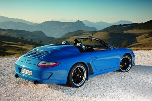 """Lộ giá """"siêu xe"""" 2011 Porsche 911 Speedster - 7"""