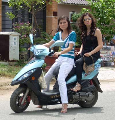 """Điện ảnh Việt - Điểm mặt... """"gái bao"""" - 3"""