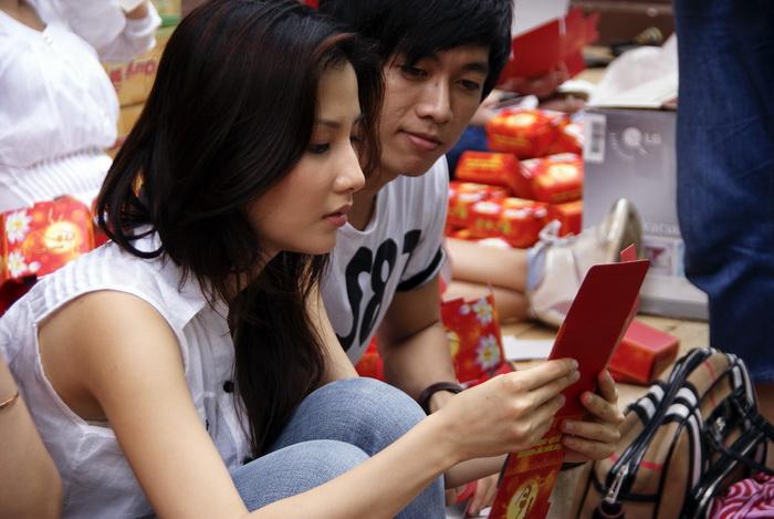 Trung thu ý nghĩa của Đoan Trang và Diễm My - 3