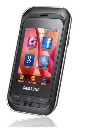 Samsung C3303K điện thoại cảm ứng lý tưởng cho giới trẻ - 3