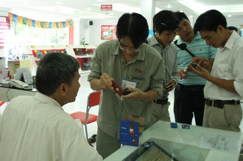 Samsung C3303K điện thoại cảm ứng lý tưởng cho giới trẻ - 7