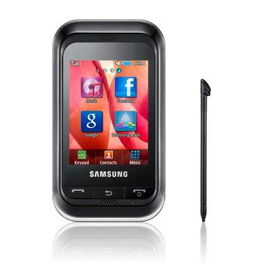 Samsung C3303K điện thoại cảm ứng lý tưởng cho giới trẻ - 4