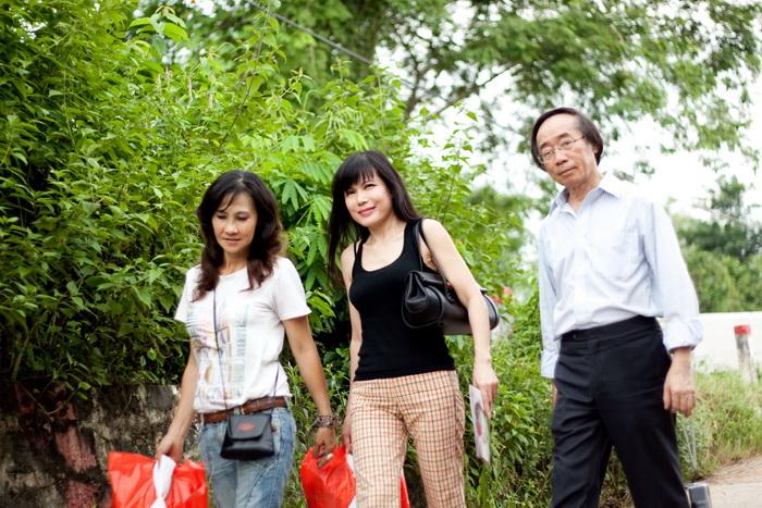 Trung thu ý nghĩa của Đoan Trang và Diễm My - 9