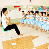 Lương giáo viên mầm non sẽ được điều chỉnh hợp lý