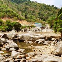 Suối cạn, sông khô vì... thủy điện