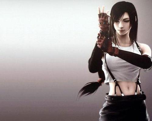Download bộ hình nền Final Fantasy VII đẹp mắt - 5