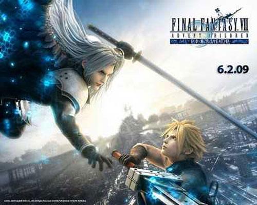 Download bộ hình nền Final Fantasy VII đẹp mắt - 12