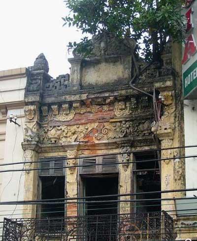 Điểm mặt nhà ma ở Hà Nội - 1