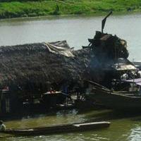 Lời kêu cứu của sông Hương
