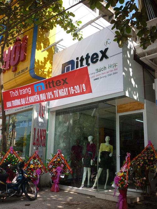 Thời trang MITTEX với công sở mùa thu - 15