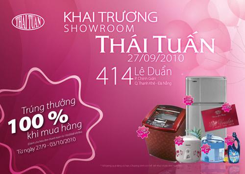 Thái Tuấn tưng bừng khai trương showroom mới tại Đà Nẵng - 9