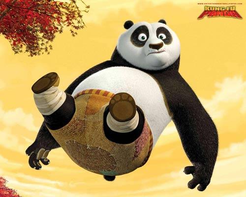 Video phim: Kung fu gấu trúc - 3