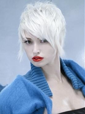 Những kiểu tóc ngắn quyến rũ - 3