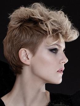Những kiểu tóc ngắn quyến rũ - 6