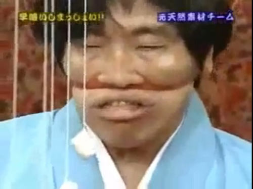 Những trò chơi quái đản chỉ ở... Nhật Bản - 2