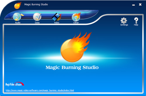 Phần mềm ghi đĩa chuyên nghiệp và dễ dàng - 1
