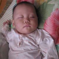 Bé gái 9 tháng tuổi và 90 ngày tra tấn