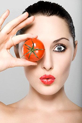 Mặt nạ cà chua tốt nhất cho làn da mịn màng - 2