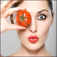 Mặt nạ cà chua tốt nhất cho làn da mịn màng