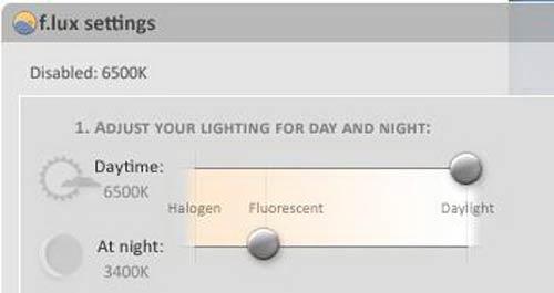 Tự động thay đổi độ sáng màn hình để bảo vệ mắt - 4