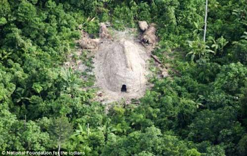 Phát hiện bộ lạc 200 người trong rừng Amazon - 2
