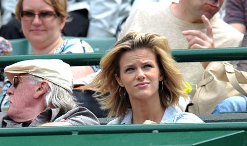"""Wimbledon: Ngắm """"một nửa"""" các SAO trên khán đài - 9"""