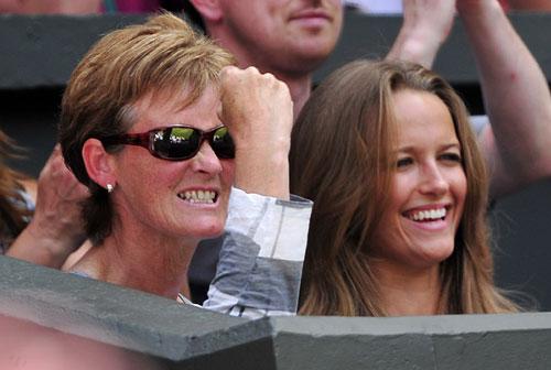 """Wimbledon: Ngắm """"một nửa"""" các SAO trên khán đài - 6"""