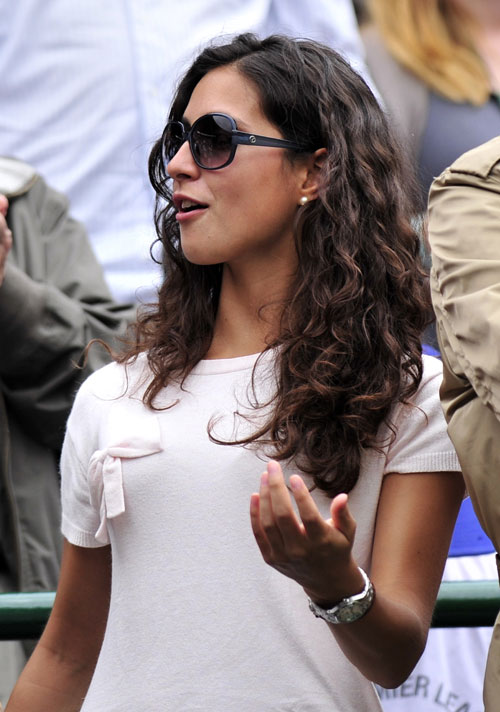 """Wimbledon: Ngắm """"một nửa"""" các SAO trên khán đài - 2"""