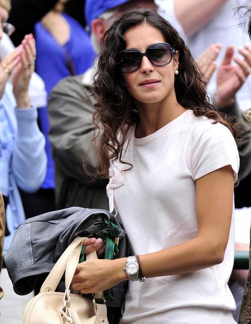 """Wimbledon: Ngắm """"một nửa"""" các SAO trên khán đài - 1"""