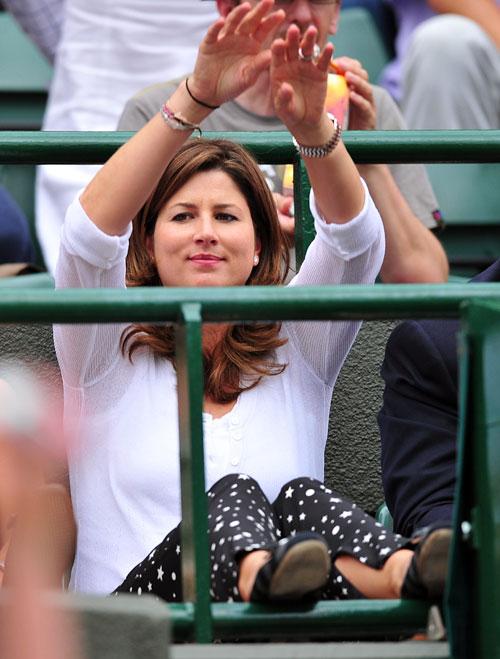 """Wimbledon: Ngắm """"một nửa"""" các SAO trên khán đài - 8"""