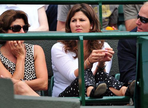 """Wimbledon: Ngắm """"một nửa"""" các SAO trên khán đài - 7"""