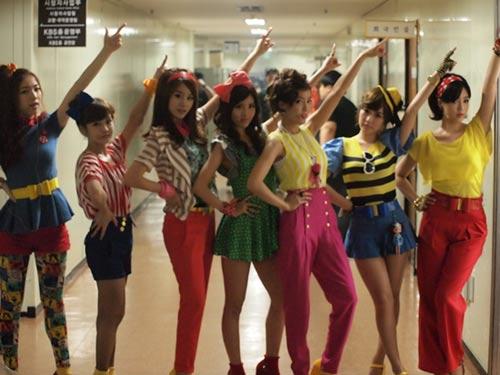 T-ara nhảy disco cực sung - 8