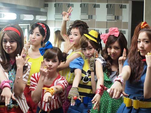 T-ara nhảy disco cực sung - 9