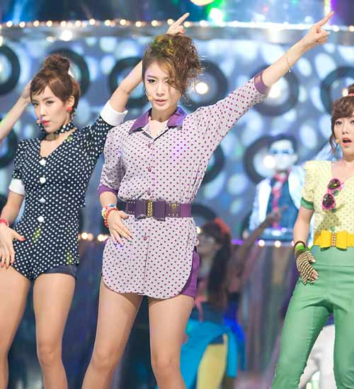 T-ara nhảy disco cực sung - 4