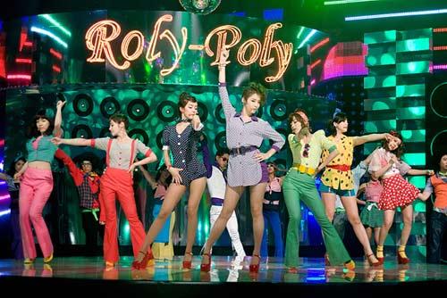 T-ara nhảy disco cực sung - 1