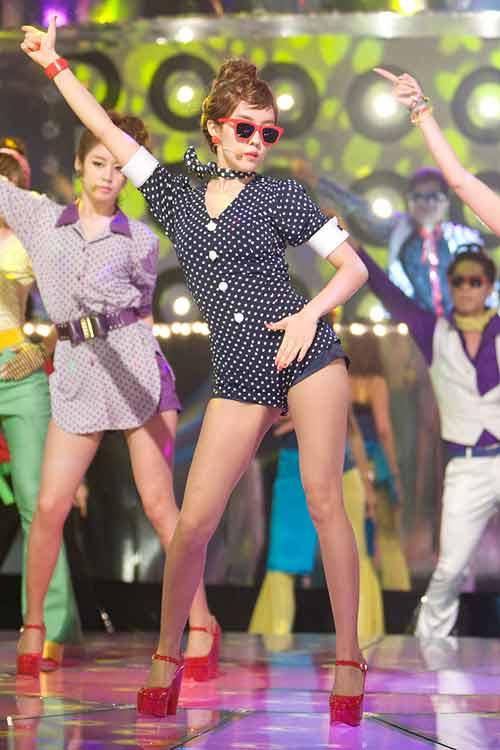 T-ara nhảy disco cực sung - 3