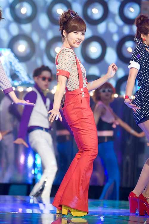 T-ara nhảy disco cực sung - 7