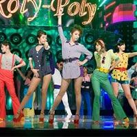 T-ara nhảy disco cực sung
